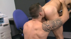 Foreign Exchange - Jay Roberts with Mike Colucci ass bone