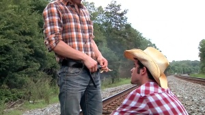 Going West - Johnny Rapid, Robbie Rivers anal hammer