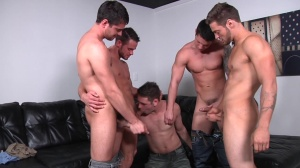 Brother Husbands - Duncan dark, Donny Wright big butthole Hook up