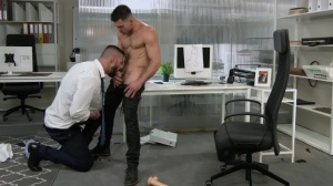 Defiance - Paddy O'Brian with Victor D'Angelo ass Hook up