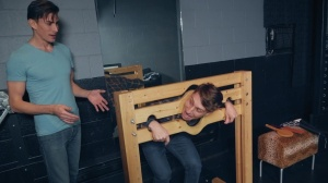 Step Daddy's Basement - - Tristan Jaxx and Paul Canon anal Hook up