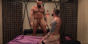 Art Of Domination - Jessy Ares & Tyler Berg anal Nail