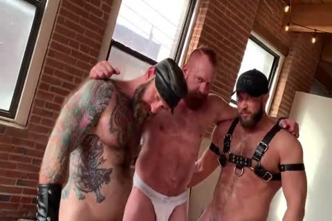 fucking Hostile With Jack Dixon Johnny Ryder & Eisen Loch