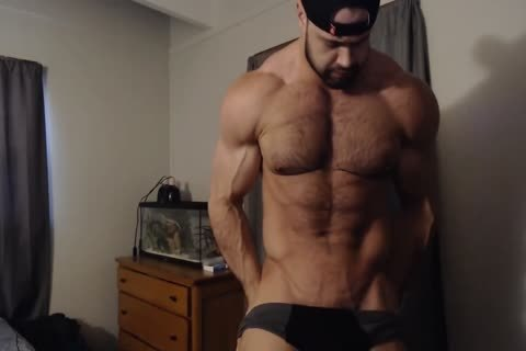 bushy Chest Muscle Worship Clips