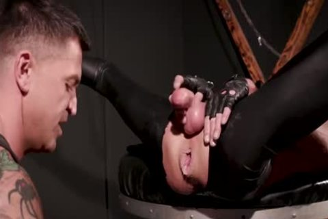 dark Box, Double Fist Gimp - Dominic Pacifico   Pup Mask