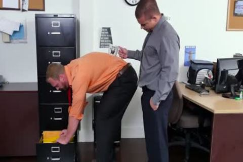 GRAB anal - new Employee gets Broken In By The Boss, Adam Bryant