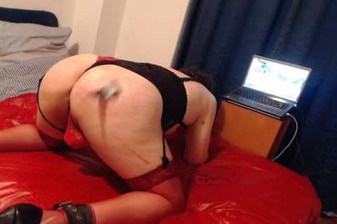 Sissy receives Humilated Spanked Etc