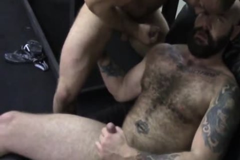 raw Trucker Fucker With Shay Michaels & Luke Harrington