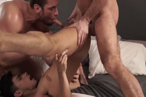 Stas Landon, Manuel Skye And Aaron Perez