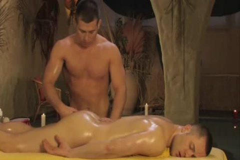 anal a-hole Massage this guy loves