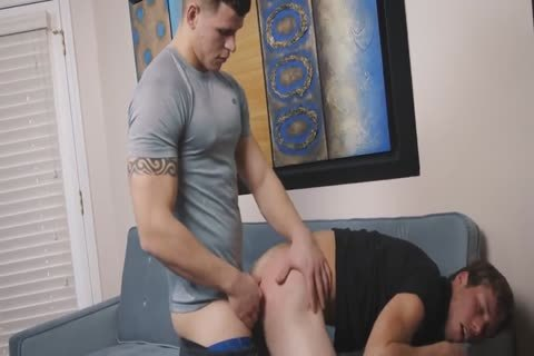 Frat Muscle Hunks banging another time