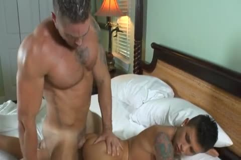 Jake Genesis pounds His young paramour