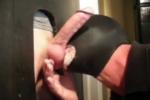 Homemade Glory aperture biggest knob engulfing cum Swallowing 6