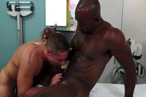 Musclebitch Seeks help For His Gag Reflex