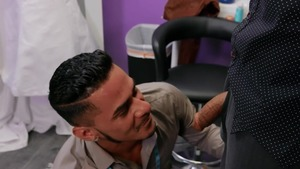 The Bulge Tailor - Ricky Daniels and Cesar Xes butthole Scene