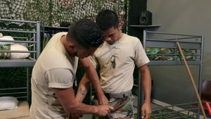 private wench - John Rene & Cesar Xes pooper-copulation
