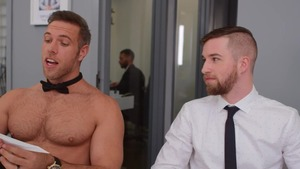 Nymphomanager - Alex Mecum and Kit Cohen American Hook up