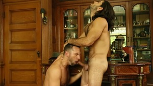 The Rental abode - Diego Sans and Colby Tucker American Hook up