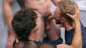 Too Much To Handle - Jackson Traynor & Kaleb Stryker American Sex