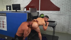 What's Up His wazoo - Jeremy Spreadums with Bruce Beckham American Hump