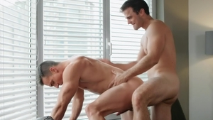 Gods Of Men - Doggy with Ace Quinn together with Gabriel Clark