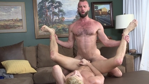 FamilyDick: Donnie Argento alongside Taylor Reign feet fetish