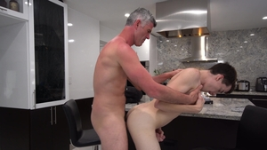 FamilyDick.com: Bully Alex Meyer hidden wrestling