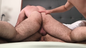 FamilyDick.com: Wife Kyle Travers smashed by Maxx Monroe