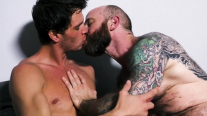 FamilyDick - Couple Carter Michaels jerking Jack Dixon