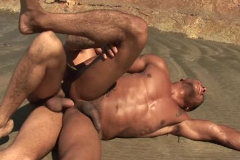 sperm cock - homo Buddies teat Play At The Public Beach