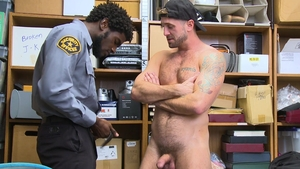 Young Perps - Abuse hard slamming with officer Wesley Woods