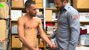 YoungPerps - Officer Vinnie Stefano needs loud sex