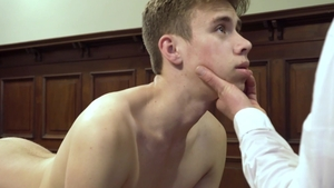 Missionary Boys: Elder Awbride discipline after classes