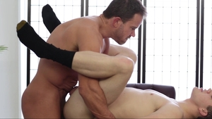 MissionaryBoys: Dirty Elder Foster humiliation pounding