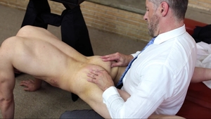 MissionaryBoys.com: Muscle Elder Titov expose huge balls