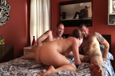 bi-raunchy trio: big rod boys