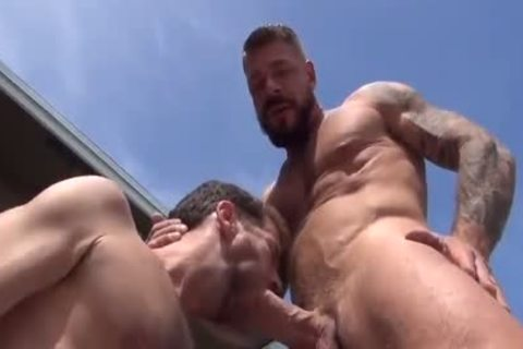 ROCCO STEELE sleazy SUMMER drilled