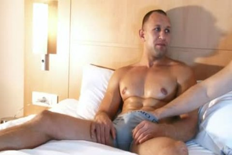 straight guy In A homo Porn In Spite Of Him : Igor My Gym Trainer