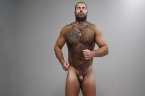 fine meaty hairy Russian