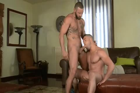 meaty Muscle homosexuals Hunks bare fuck By DoomGAY