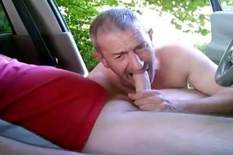 lewd homo twinks On Car Have Some Public And Outdoor Sex