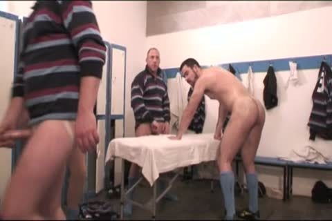 greater amount juicy Rugby Players (full clip)