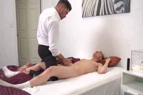 'Step-Son team-fucked By Step dad'