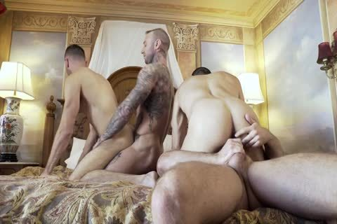 bare Foursome