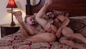IconMale - Muscle Mason Lear voyeur doggystyle indoors