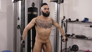 Icon Male - Inked latin Colby Tucker loves fucked by Zaddy