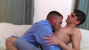 IconMale - Kory Houston and Hans Berlin rimjob