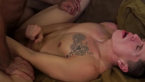 IconMale - Athletic gay Troy Accola plowed by Jaxton Wheeler