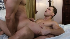 IconMale - Jock Roman Todd being fucked by Max Sargent
