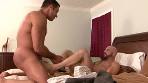 IconMale.com - DILF Adam Russo gets hard ramming HD